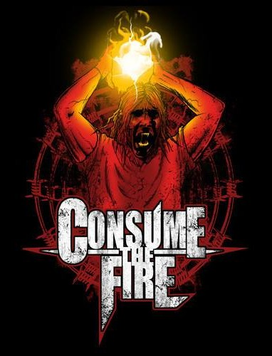 Consume The Fire – EP