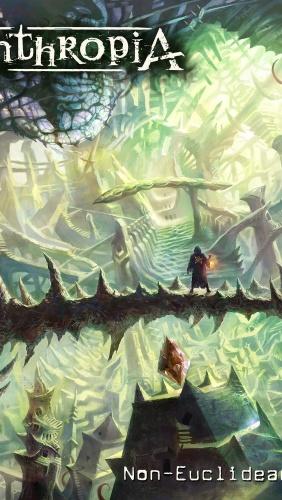 Anthropia – Non Euclidean Spaces