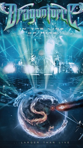 DragonForce – In The Line Of Fire